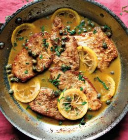 Veal with Lemon